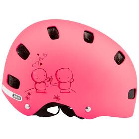 ABUS Scraper Kid 2.0 - Casco de bicicleta Niños - rosa
